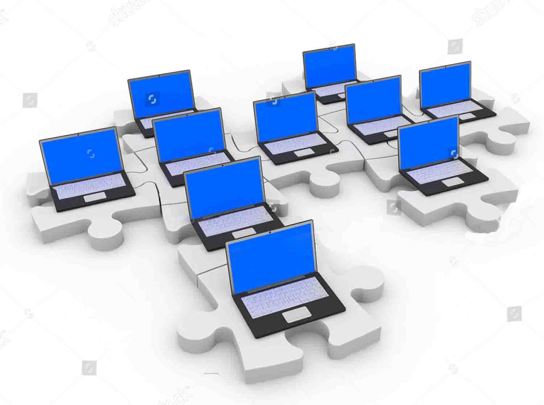 یافتن IP کامپیوترها و IP دادن به کامپیوترها