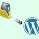 انتقال فایل به کتابخانه وردپرس
